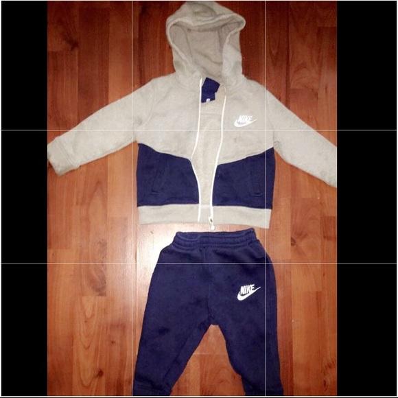 Baby boy Nike jogging suit